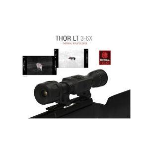 ATN ThOR LT Thermal Rifle Scope 3-6x 19mm 160x120 PX Matte