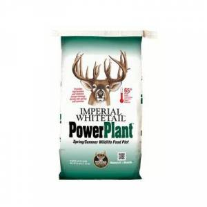 Whitetail Institute Power Plant Perennials Food Plot Seed 25 lb