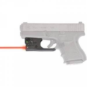 Viridian Reactor 5 Gen 2 Laser Sight with ECR Polymer Black with Inside the Waistband Holster