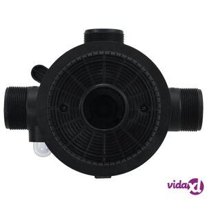 "vidaXL Multiport Valve for Sand Filter ABS 1.5"" 6-way"