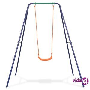 vidaXL Single Swing Orange  - Orange