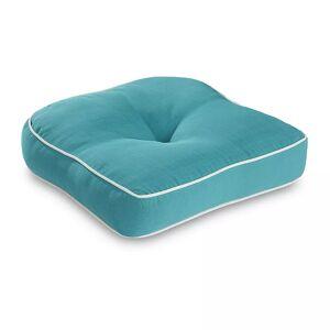 Terrasol Single U Chair Cushion, Green, 19X19
