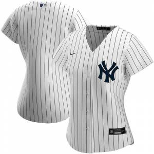 Nike Women's Nike White New York Yankees Home 2020 Replica Team Jersey, Size: XL
