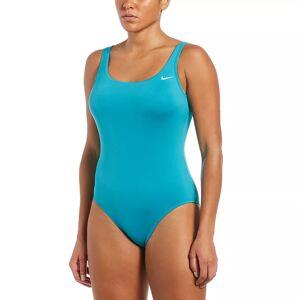 Nike Women's Nike Essential U-Back One Piece Swimsuit, Size: XXL, Green