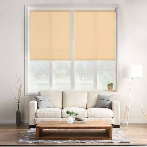 """Sonoma Goods For Life Cordless Double Cellular Shade - 72"""" Length, White, 29X72"""