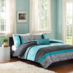 Zone Mi Zone Camille Comforter Set, Turquoise/Blue, King