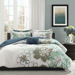 Zone Mi Zone Mackenzie 3-pc. Comforter Set, Blue, Full/Queen
