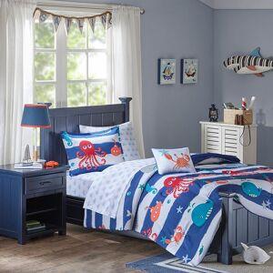 Zone Mi Zone Kids Under The Sea Comforter Set, Blue, Twin