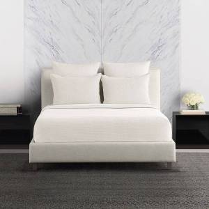 Simply Vera Vera Wang Matelasse Coverlet, White, King