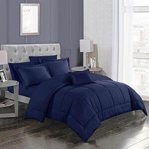 Kohl's Jordyn Bedding Set, Blue, King