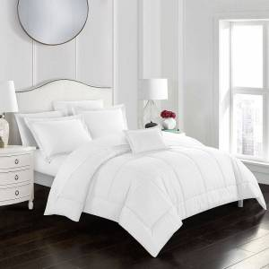 Kohl's Jordyn Bedding Set, White, King