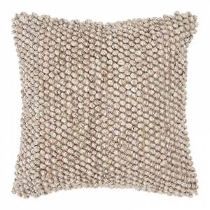 Rizzy Home Valerie Donny O Home Throw Pillow, Brown, 20X20