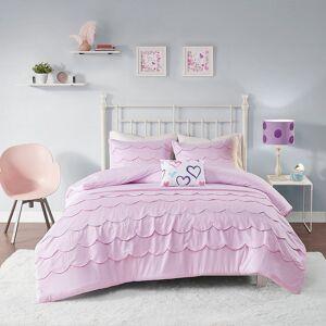 Zone Mi Zone Kids Stella Comforter Set, Pink, Twin