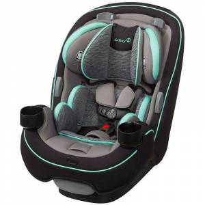 Safety 1st Grow & Go 3-in-1 Convertible Car Seat, Blue