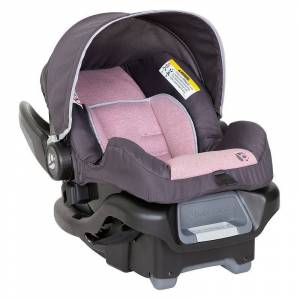 Baby Trend Ally 35 Snap Tech Infant Car Seat, Med Pink