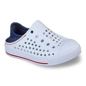 Skechers Guzman Steps Aqua Surge Kid's Water Shoes, Boy's, Size: 13, Orange