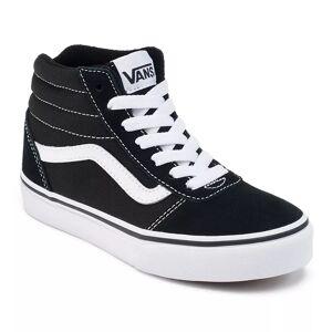 Vans Ward Hi Kids' High-Top Sneakers, Boy's, Size: 13, Black