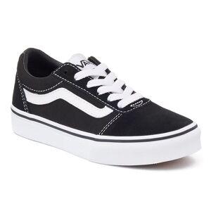 Vans Ward Low Kids' Skate Shoes, Boy's, Size: 4, Black