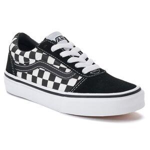 Vans Ward Low Kids' Skate Shoes, Boy's, Size: 12, Black