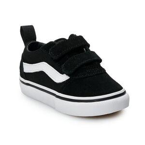 Vans Ward V Toddler Skate Shoes, Toddler Boy's, Size: 4 T, Black