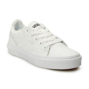 Vans Seldan Kids' Sneakers, Boy's, Size: 6, White