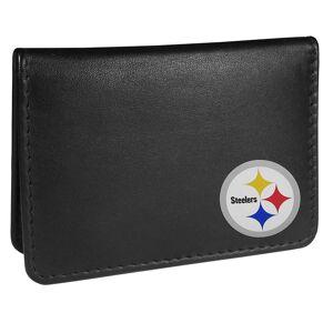 Unbranded Men's Pittsburgh Steelers Weekend Bi-Fold Wallet, Multicolor