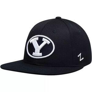 Zephyr Men's Zephyr Navy BYU Cougars M15 Fitted Hat, Size: 7 1/4, Blue