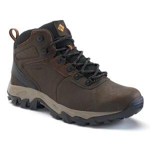 Columbia Newton Ridge Plus II Waterproof Men's Hiking Boots, Size: 8, Lt Brown