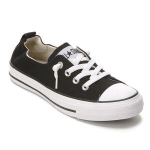 Taylor Women's Converse Chuck Taylor Shoreline Slip-On Shoes, Size: 7, Black