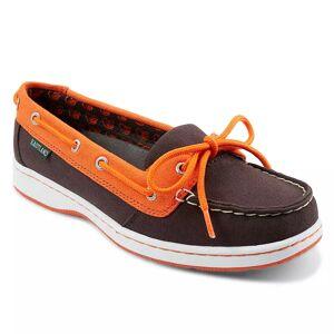 Eastland Women's Eastland Baltimore Orioles Sunset Boat Shoes, Size: 8.5, Black