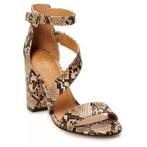 Madden Girl Hansleyy Women's Dress Sandals, Size: 7, Med Beige