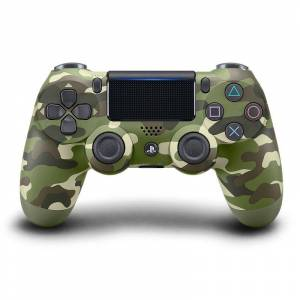 Sony Urban Camouflage DualShock Wireless Controller for PlayStation 4