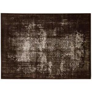 Nourison Karma Distressed Rug, Brown, 4X6 Ft