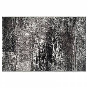 Safavieh Adirondack Clover Abstract Rug, Silver, 2.5X12 Ft