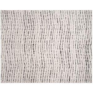 Safavieh Adirondack Tess Striped Rug, White, 2.5X12 Ft