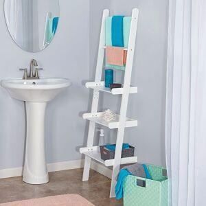 RiverRidge Home Ladder Shelf, White