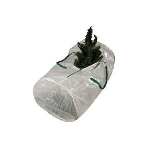 Household Essentials 7-ft. Christmas Tree Storage Bag, White