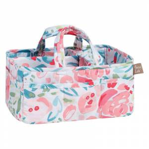Trend Lab Painterly Floral Storage Caddy, Multi