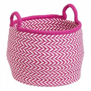 Colonial Mills Mistique Basket, Pink, Small