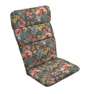 Arden Selections Outdoor Adirondack Chair Cushion, Grey