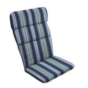Arden Selections Outdoor Adirondack Chair Cushion, Blue