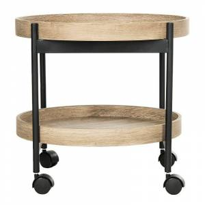 Safavieh Mid-Century Modern Tray End Table, Grey