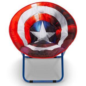 Marvel Avengers Captain America Saucer Chair by Delta Children