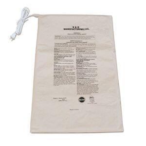 K&H Rectangular Pet Bed Warmer - 26'' x 15.5'', Beig/Green, XL
