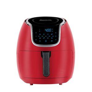 PowerXL Vortex Air Fryer, Red, 7 QT