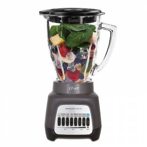 Oster Master Series PLUS Blender with Blend-N-Go Cup, Grey