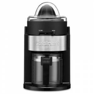 Cuisinart Citrus Juicer with Carafe, Black