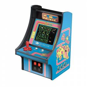 My Arcade Collectible Ms. Pac-Man Micro Player, Yellow