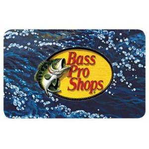 Bass Pro Shops Any Occasion Gift Card - $100