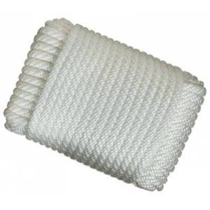 Bass Pro Shops Solid Braid White MFP Rope